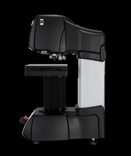 Microdurometro Vickers FALCON 600 lateral
