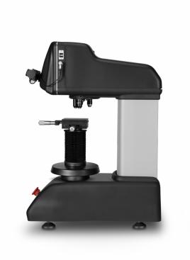 Microdurometro Vickers FALCON 450 lateral
