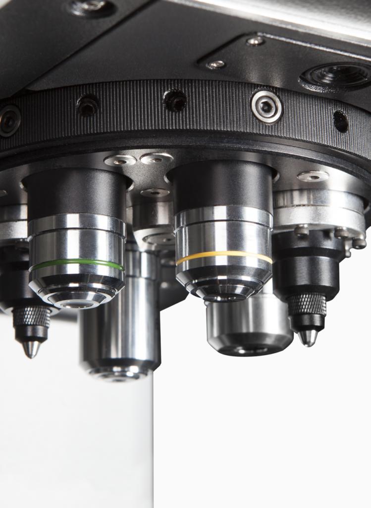 Microdurometro Vickers FALCON 450 torreta
